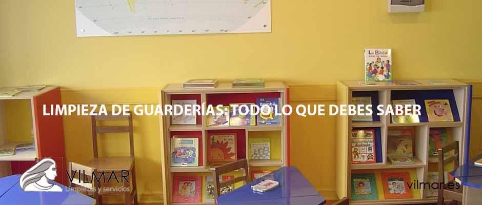guarderias