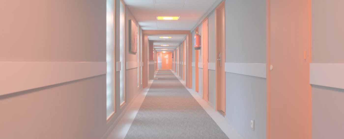 limpieza de ozono de hoteles