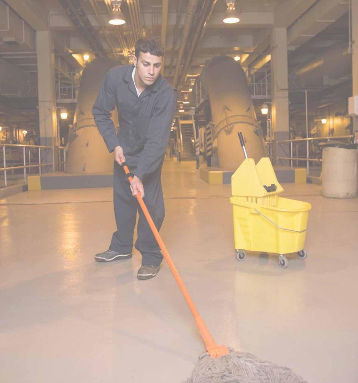 limpieza desinfectante en industrias