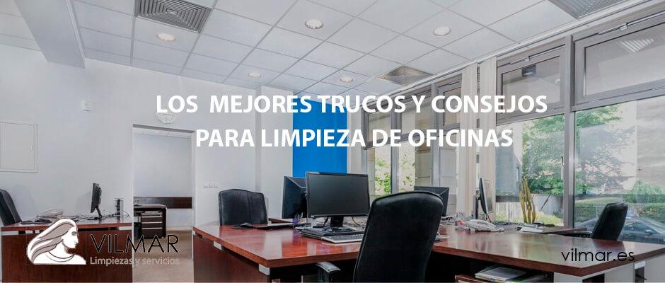 limpiar oficinas en Madrid