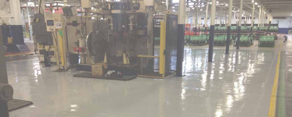 mantenimiento y limpieza naves industriales