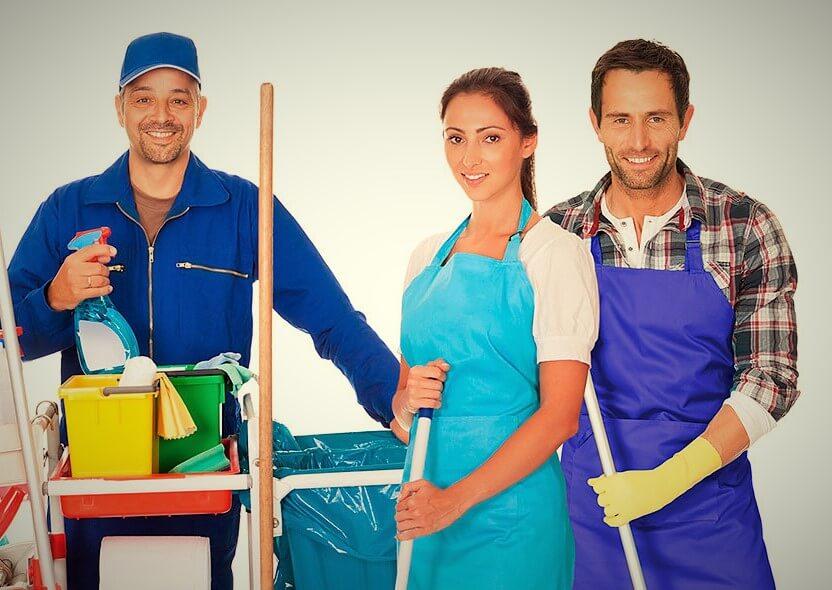 servicios de limpieza cuanto cuestan