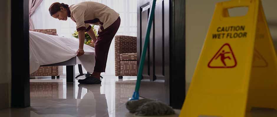 tecnicas de limpieza de hoteles